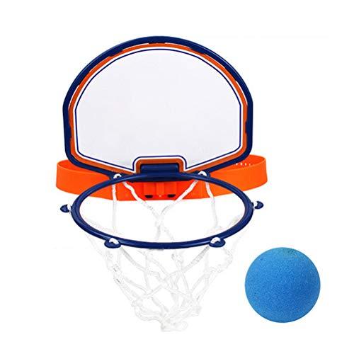 shenruifa 2021 Sombrero de moda de regalos, divertido juego de baloncesto con cabeza ajustable, canasta con bolas para niños y adultos, juego de baloncesto
