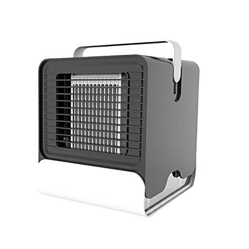 Buycitky Mini Klimageräte,Tragbarer Luftkühler,Mobile Klimaanlage 3 in 1 Mini Luftbefeuchter und Luftreiniger,Tischklimaanlage Ventilator Leakproof FüR Home Office Draussen