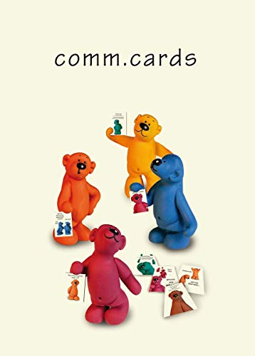 comm.cards 45 Kommunikations Karten Beratung Coaching Tool Kartenspiel Set 16x11cm