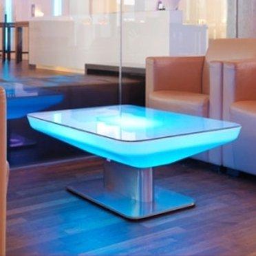 Table de Lumière, LED, RGB, Rechargeable, Studio