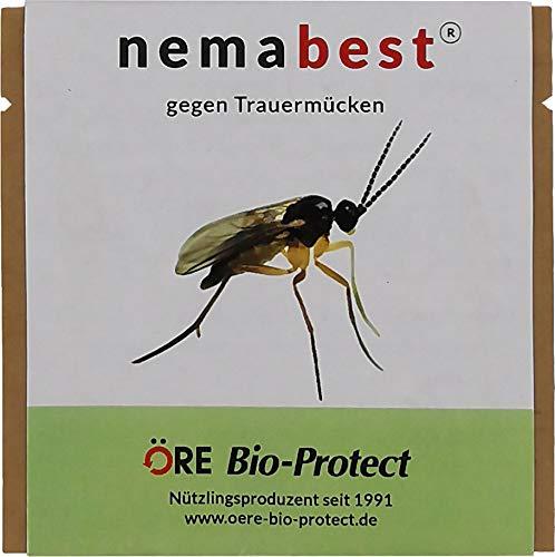 nemabest® SF Nematoden 3 Mio. (30 Pflanzen/6m²) gegen Trauermücken