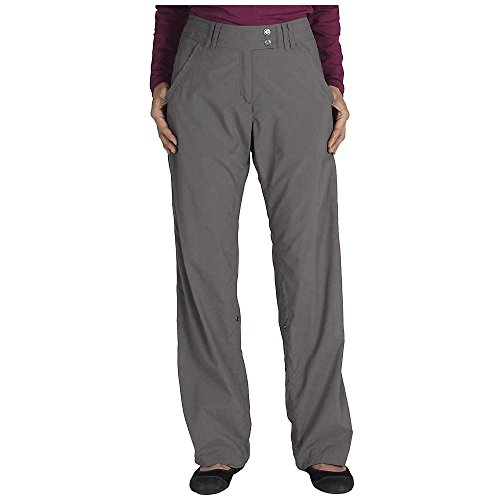 Big Sale ExOfficio Women's Nomad Roll-Up Pant,Slate,16