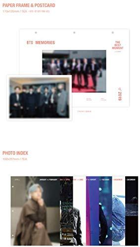 BANGTAN BTS Memories of 2019 DVD |