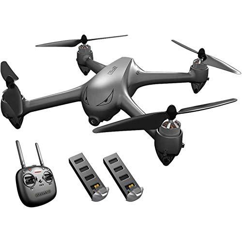 J-Love GPS RC Selfie Drone con Fotocamera 1080P 5G WiFi FPV Follow Me Altitude Hold Quadcopter Senza spazzole con 2 batterie