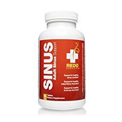 THREE SYSTEM SUPPORT: Adult Sinus Support addresses the immune, respiratory, and digestive systems to support sinus and bronchial health. IMMUNE HEALTH: Vitamin C and quercetin promote a healthy histamine response to help manage the body's response t...