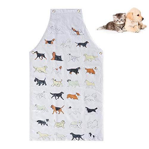 Anti-statische plakkerig Proof huisdier hond kat verzorging Apron, Salon schoonheidsspecialiste algemene rook, waterdicht, oliedicht en antifouling schort