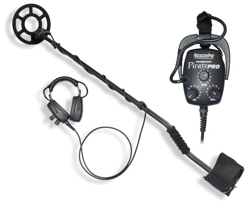 DetectorPro Headhunter Pirate Pro Metal Detector
