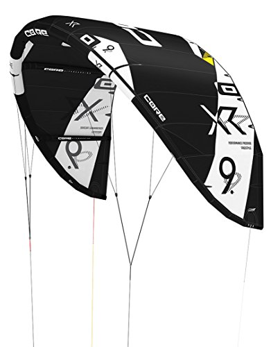 Core XR5 Kite tech Black 10, 7.0
