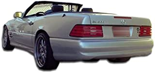 Extreme Dimensions Duraflex Replacement for 1990-2002 Mercedes SL Class R129 AMG Look Rear Bumper Cover - 1 Piece