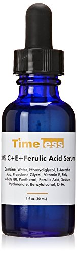 20% Vitamin C + E Ferulic Acid Serum 1 oz. by Timeless Skin Care