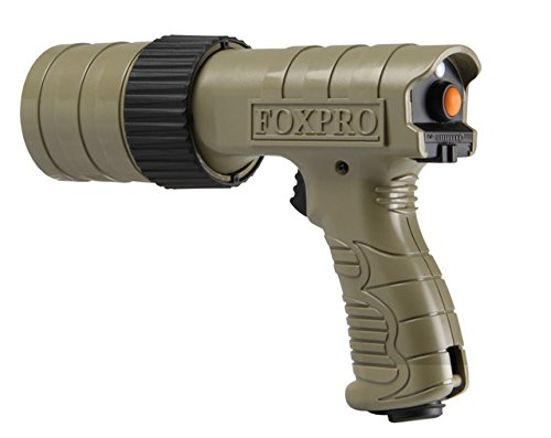 small FOXPRO Fire Fly American Made Scan Light、レッド