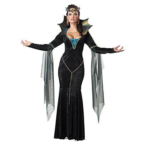 California Costume - CS97513/S - Costume sorciere maléfique taille s