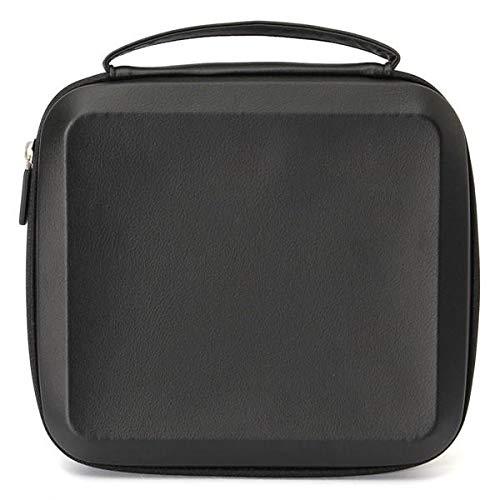 IJEOKDHDUW Lleve la Bolsa de la Caja de Viaje Compatible with Garmin Nuvi/Compatible with Tomtom/Compatible with Magellan 5