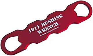 American National Firearms Red Barrel Bushing Wrench for 1911 Government and Officer Models