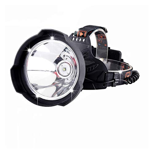 ZSM Faro LED 7500 Lumens Feurlight USB Recargable Súper Brillante Luz de Hardhat Luz, lámpara de Cabeza de Sombrero Duro Uso Potente 18650 YMIK