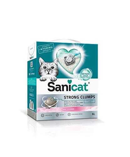 Sanicat Strong Clumps 6 L
