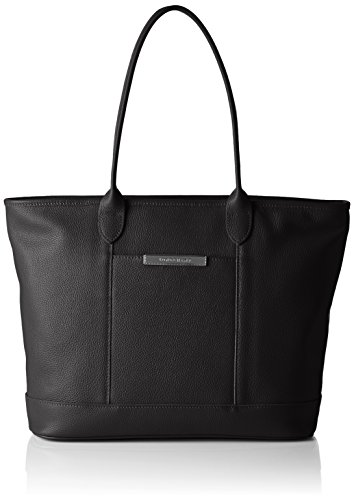 Longchamp Le Foulonne - Bolsa de deporte, color Negro, talla 13x27x32 cm (B x H x T)