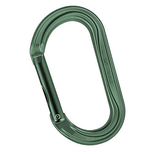 PETZL OK H Frame Non-Locking Green Carabiner