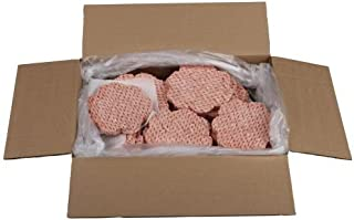 Black Angus Smoked Ground Beef Patty, 5.33 Ounce -- 1 each.