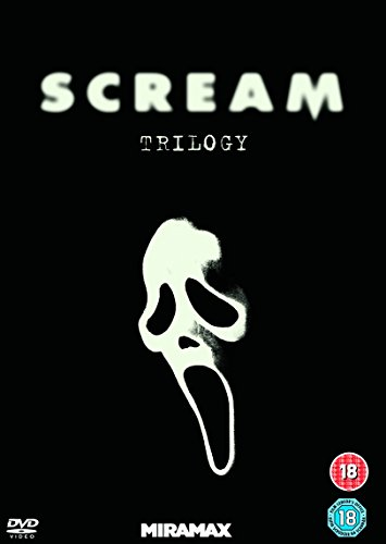Scream 1-3 [DVD]