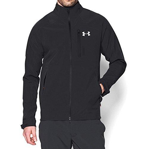 Men's Gore Tex Storm Tips Golf Jacket Black