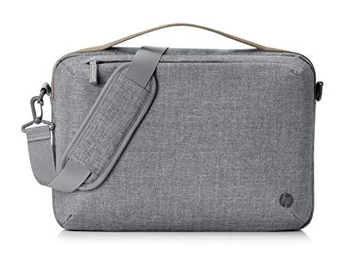 HP Renew Topload Shoulder Bag 15.6 Inch Laptop Bag Grey