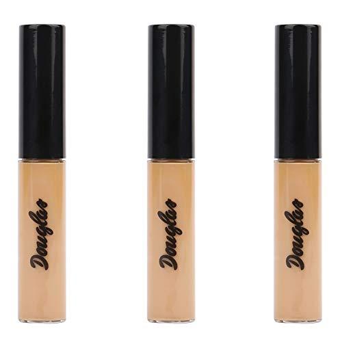 3x Douglas Make-up 964859 Augen Concealer High Cover Concealer Light Beige 4 ml Set