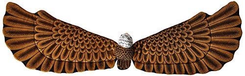 Rhode Island Novelty Eagle Plush Costume Wings One Pair