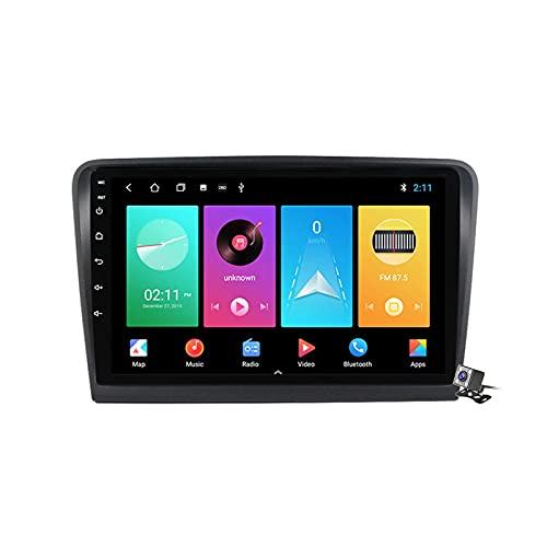 CIVDW Doble Din coche estéreo Radio Android 10 para Skoda Superb 2 2008-2015 Auto Video Audio Soporte DSP Bluetooth WiFi FM AM Radios Navegación GPS Espejo Link Carplay Android Auto