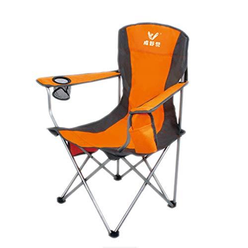 LLKK Silla de camping Silla de playa silla plegable ocio al aire libre equipo ligero boceto silla director silla de pesca