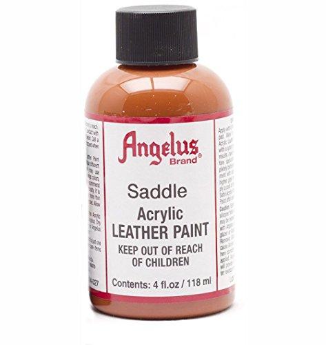 Angelus Acryl Leder Farbe 118ml / 4oz (Sattel / Saddle)