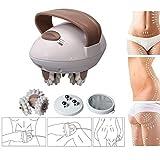 NSWD Handheld Massager, 3D Roller Full Body Massager Anti-Cellulite...