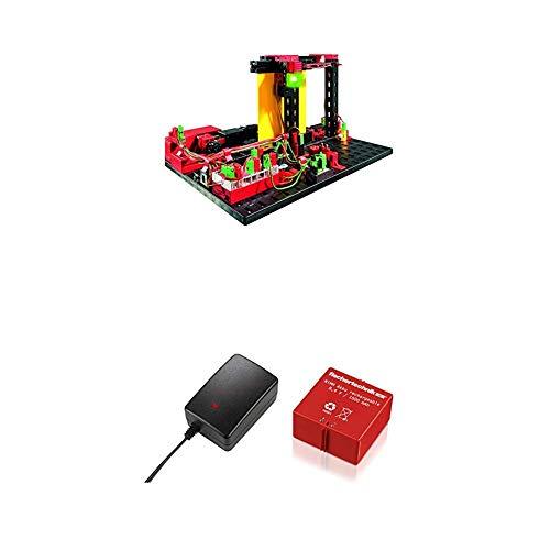 fischertechnik Electronics + Accu Set