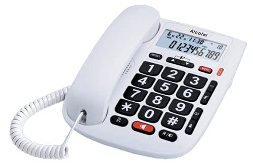 Alcatel TMAX20, Blanco