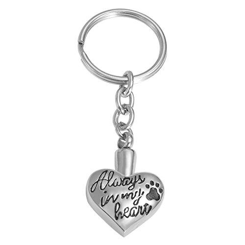 key chain dog urns - 2