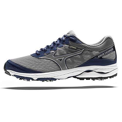 Mizuno Wave Cadence 2 GTX, Chaussures de Golf Homme, Bleu...
