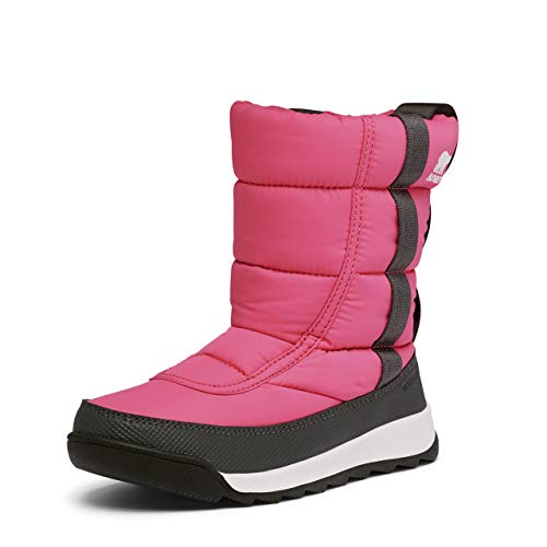 Sorel Children's 1964 Pac Strap Boot - Waterproof - Tropic Pink - Size 8