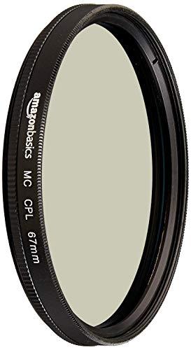 Amazon Basics Zirkularer Polarisationsfilter - 67mm