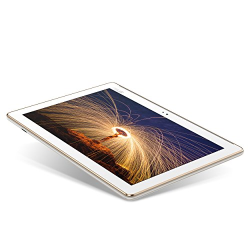 ASUS ZenPad 10 10.1-inch IPS WXGA (1280x800) HD Tablet, 2GB RAM 16GB storage, 4680 mAh battery, Android 7.0, Pearl White (Z301M-A2-WH) (Renewed)