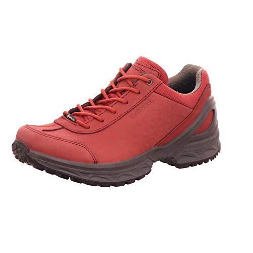Lowa W Walker GTX Rot, Damen Gore-Tex Hiking- und Approachschuh, Größe EU 37.5 - Farbe Rot
