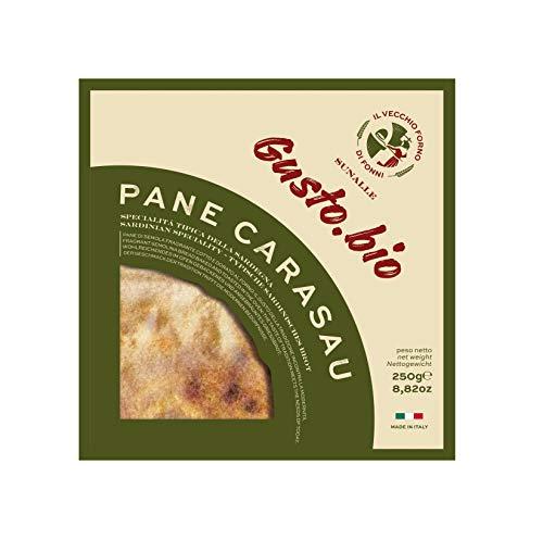 250 gr - Pane carasau. Pane tipico delle quattro Barbagie - prodotto dal consorzio di produttori Il...