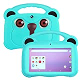 7inch Kids Tablet,Android 9.0 GMS, WiFi Tablet Pc,2GB Ram and 16GB ROM, Parental