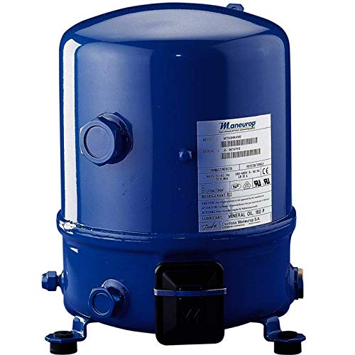 REPORSHOP - Compressor Maneurop MTZ-50-4Vi R134A R513A R404A R452A 4 R407C R448A R449A 400V High Temperature 85,64cm3