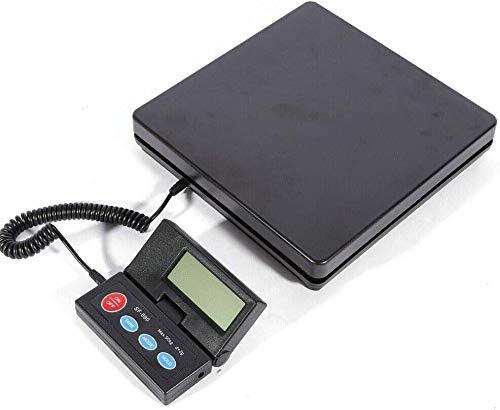 Nfudishpu Paketwaage bis 50kg Digital Paketwaage Präzisionswaage Briefwaage