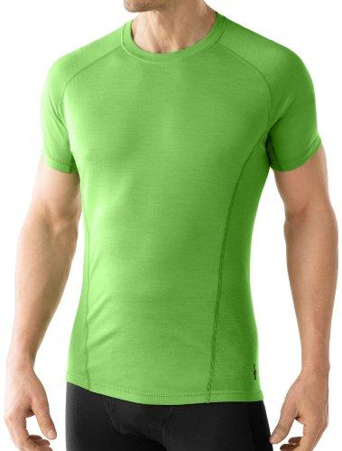 Smartwool NTS Light 195 T-Shirt pour Homme M Citron Vert