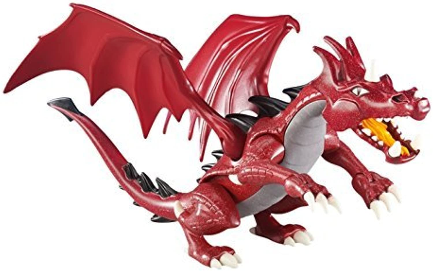 PLAYMOBIL 6498 - Roter Drache (Folienverpackung)