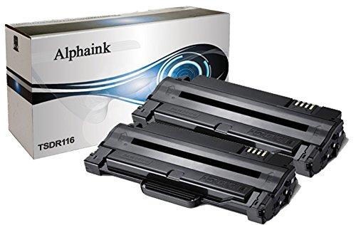 Alphaink KIT-2-AI-MLT-D1052 Toner compatibile per Samsung ML-1910 1911 1915 2525 2540 2580N SCX-4600 4623FW SF-650