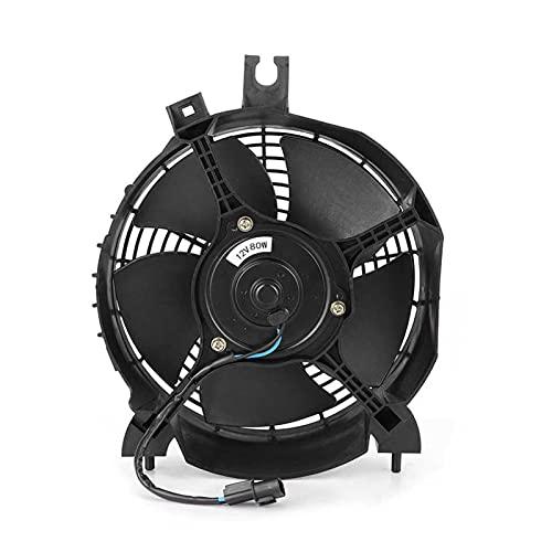 Yayan YAYANGG Aire Acondicionado Fan de Condensador eléctrico Ajuste para Mitsubishi MN123607