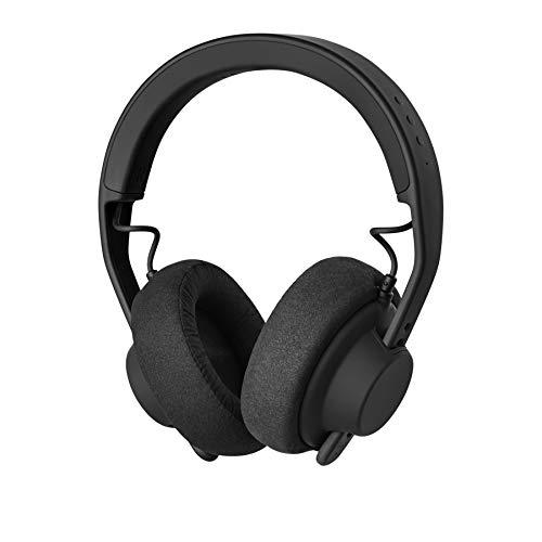 AIAIAI TMA-2 HD Wireless - Kabelloses High-Definition Audio - Hochpräzise Klangwiedergabe - Ultraweiche Ohr-umschließende Ohrpolster mit Alcantara