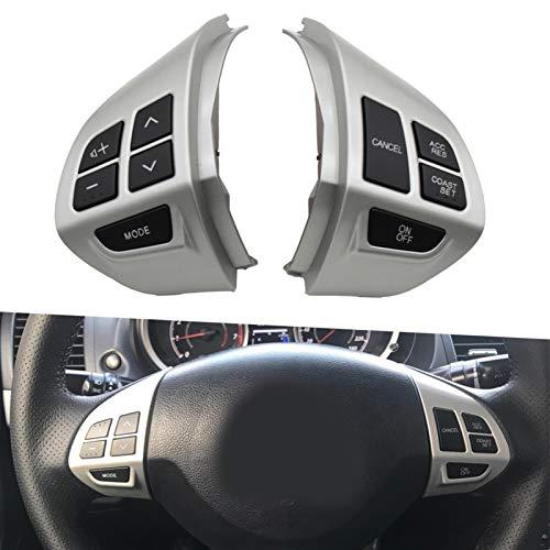 XJX Control de Radio Control de Radio de Audio Fit para Mitsubishi Lancer EX 10 Lancer X Outlander ASX Colt Pajero Sport (Color : Cable 1)